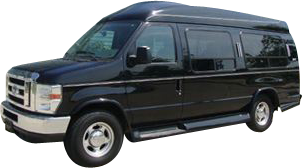 Luxury Limos, Inc. - Ford E250 Extended