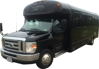 Luxury Limos, Inc. - Limo Bus