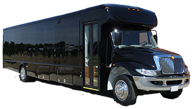 Luxury Limos, Inc. - 44 passenger Coach Bus
