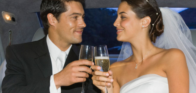 Make your wedding day special! Luxury Limos, Inc. offers the best in the area with professional and courteous services, and immaculately clean vehicles. Contact us to help plan your dream wedding day!